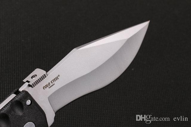 Fördernder heißer Verkauf neue kalte Stahlmesser, hochwertiges spartanisches taktisches faltendes Messerkampierendes Überlebensmesser im Freien Jagdmesser
