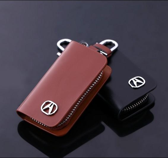 Acura Car A Sporty Leather Key Cases Acura Mdx Rl Tl Zdx