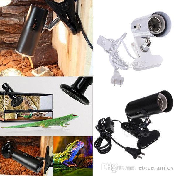 US plug EU plug AU plug chaleur abat-jour abat-jour reptile abat-jour pince abat-jour animal à sang froid de reptile H301017