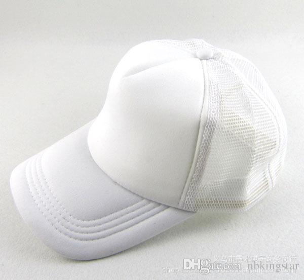 Mesh Baseball Hat Unisex Sports Hip Hop Snapback Cap Zomer Zon Bone Gorras Gratis verzending