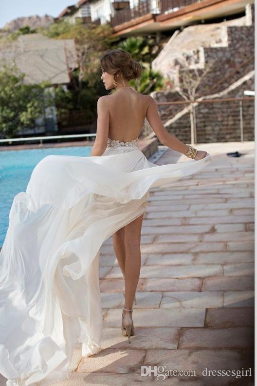 En Stock Sexy Soft New Design Prom Vestido de fiesta Vestido de fiesta Apliques Lado dividido Lado del piso Longitud de espalda abierta Cuentas de cristal Vestidos de baile