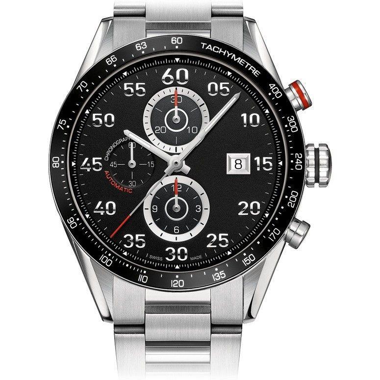e4c4b7c18f1 Compre Atacado Hot Nova Marca De Vendas De Luxo Fashioncalibre 1887 Relógio  Automático De Aço Inoxidável Caso Relógios Preto Dial Mens Relógio De Pulso  De ...