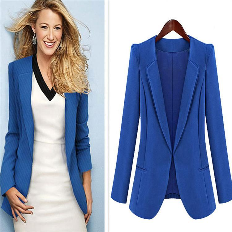 Smart casual jackets for women