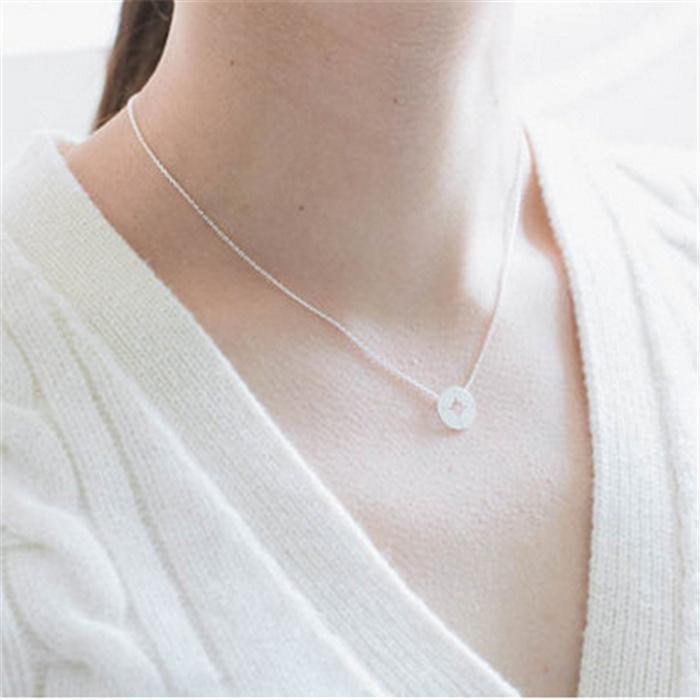 Nette Anhänger Halsketten für Frauen Europa und Amerika Beliebte Anhänger Halskette 2016 Neue Ankunft für Sale27