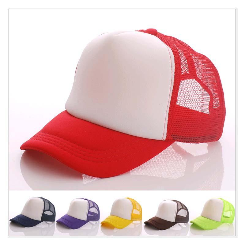 cb61e6c8 Cheaper Price Adult Basehats Wholesale Customized Net Caps LOGO Printing  Advertisement Snapback Baseball Candy Color Cotton Peaked Hat Hat Stores  Custom ...