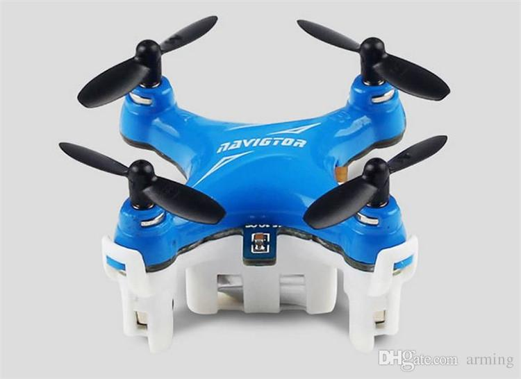 New Version Mini RC Helicopter 2.4G Radio Remote Control Aircraft 360 rotating 4 Channel Drone Copter With Gyro and LED Lights DHL