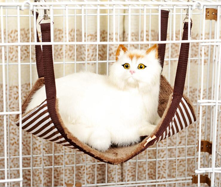 pecute cat kitten hanging hammock bed pad pet cat cage  forter 41 29cm 00853 cat beds seat pets hammock beds online with  9 29 piece on icloud u0027s store     pecute cat kitten hanging hammock bed pad pet cat cage  forter      rh   dhgate