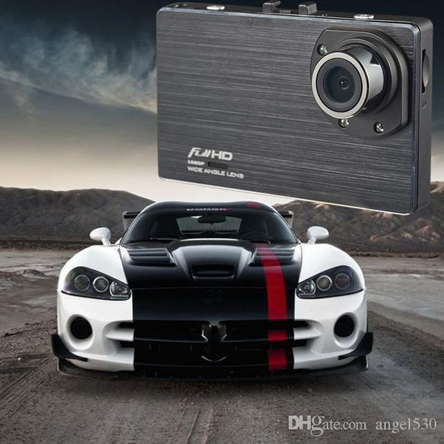 "Car DVR for GT700 HD 1080P Touch Screen 3.0"" LCD Recorder with G-sensor Night Vision Camera"