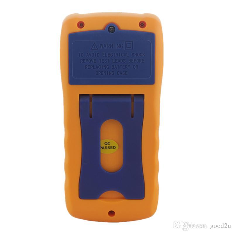 Prezzo di fabbrica all'ingrosso dmm multimetro digitale multimetro A830L Voltmetro Ohmmeter HFE Tester corrente Tester LCD Amperometro Amperometro multitester