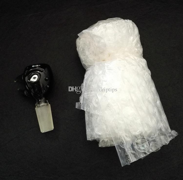 / lotto Colourful Eye Ball Maschio Ciotola di vetro 14mm 18 mm tubo di acqua tubo di tabacco ciotola di vetro Bong tubo di fumo