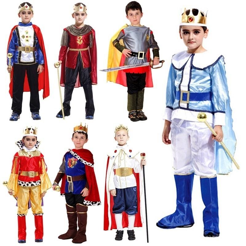 Kids Boys Prince Charming Costume Royal Guard Uniform Outfit Christmas Halloween Children Cosplay Costume Kids Prince King Costumes Party Costume Halloween ...  sc 1 st  DHgate.com : kids prince costumes  - Germanpascual.Com