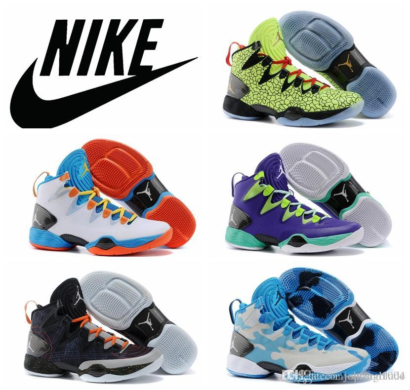 official photos 3d672 b2c61 Acheter Chaussures Nike Air Jordan 28 Retro Chaussures De Basket Ball Nike  JORDAN XX8 SE Nike Sneaker Dan 28 AJ28 Taille 41 46 Serpentine De  116.76 Du  ...
