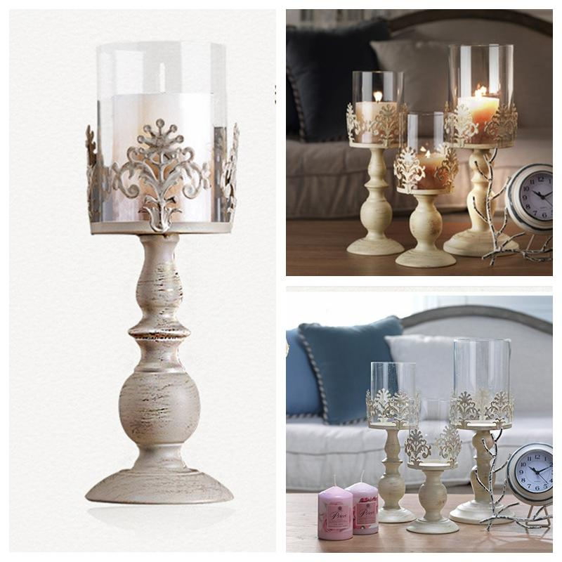 Wholesale Suppliers For Home Decor: 2016 Wholesale White Home Wedding Candelabra Western