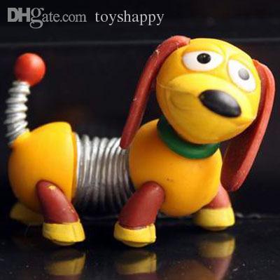 compre toy story atacado original slinky dog bonito do filhote de