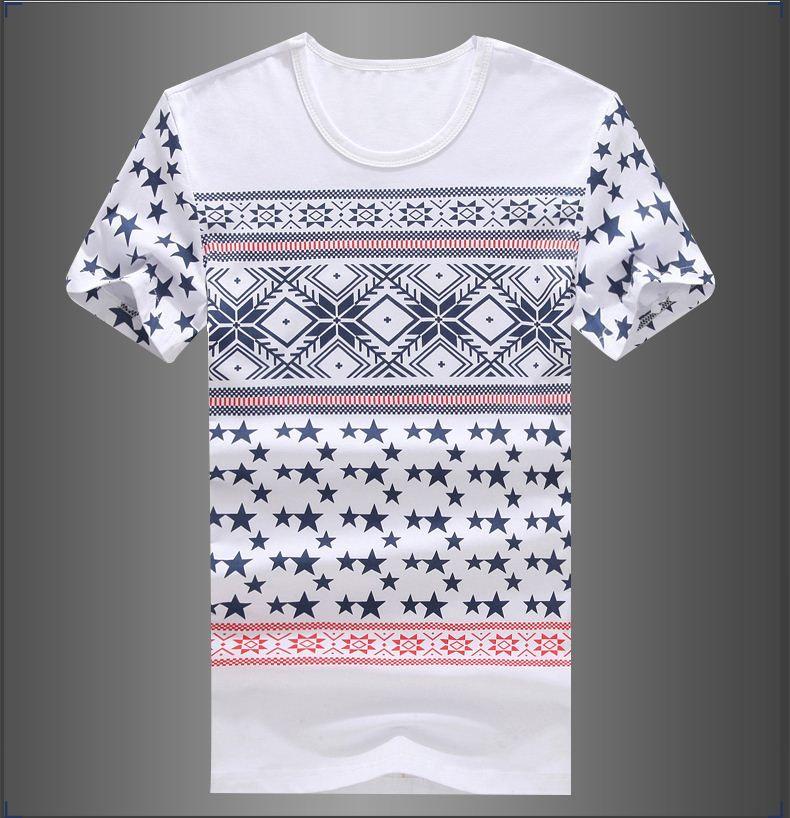 New Printed T Shirts Custom Shirt