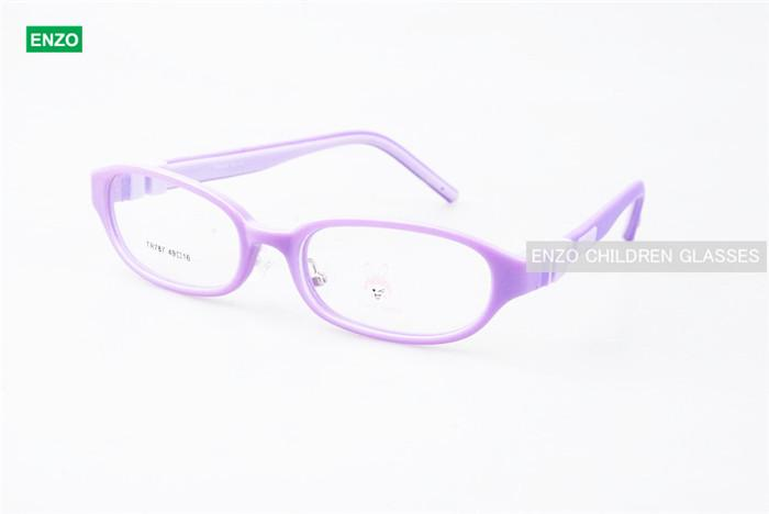 b50b426d372a Kids Eyeglasses Bendable Plano Lenses Size 49mm, Children Eyewear ...