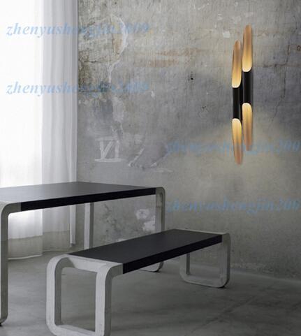 Design moderno nordico Coltrane lampada da parete semplice applique da parete deliziosa lampada da parete in alluminio applique da salotto