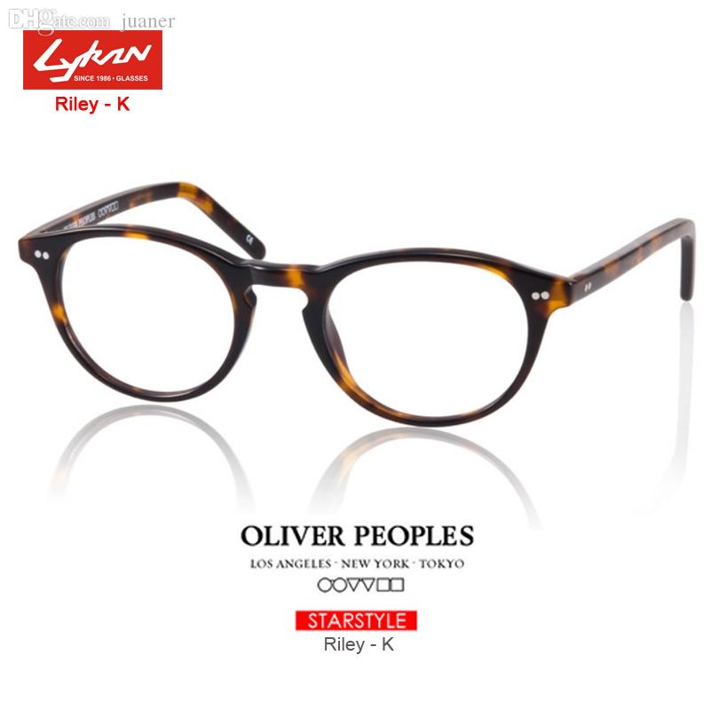 Wholesale Oliver Peoples Riley K Vintage Men Women Round Glasses