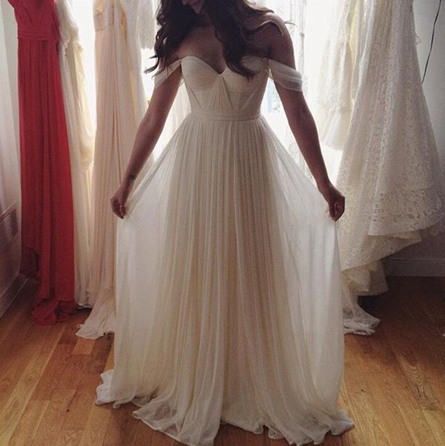 Sweetheart lange prom dresses off shoulder draped chiffon avondjurken vestidos de festa plooien ruches feestjurk vrouwen formele jurken