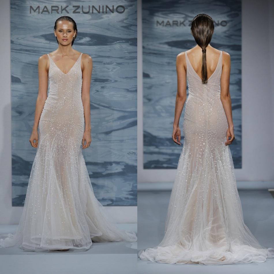Mark Zunino Wedding Dresses. Mark Zunino For Kleinfeld Style ...