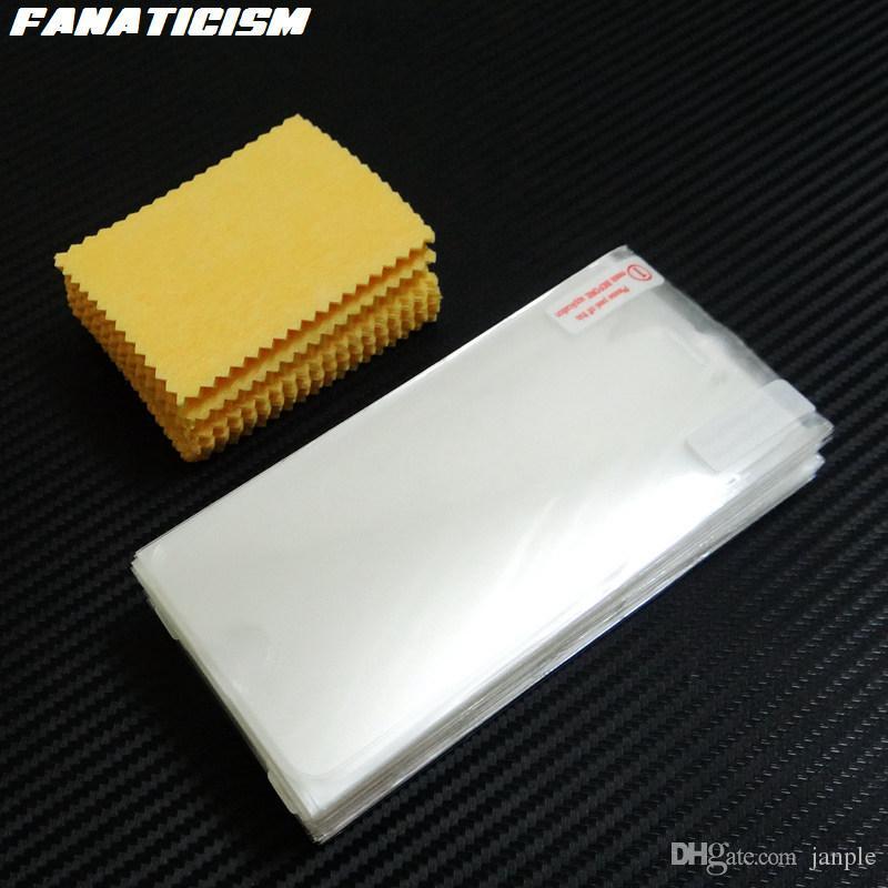 Fanaticism PET Matte Screen Protector For iphone X XS XR XS Max 5s SE 6s 7 8 Plus Anti-glare Screen Guard Plastic Film