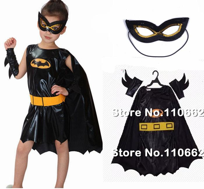 New Batgirl Costumes Children Fantasia Infantil Halloween Fancy Costume For Girls Carnival Cosplay Costume Kids Tv And Movie Costumes 1527 Spiderman ...  sc 1 st  DHgate.com : batgirl costume adult  - Germanpascual.Com