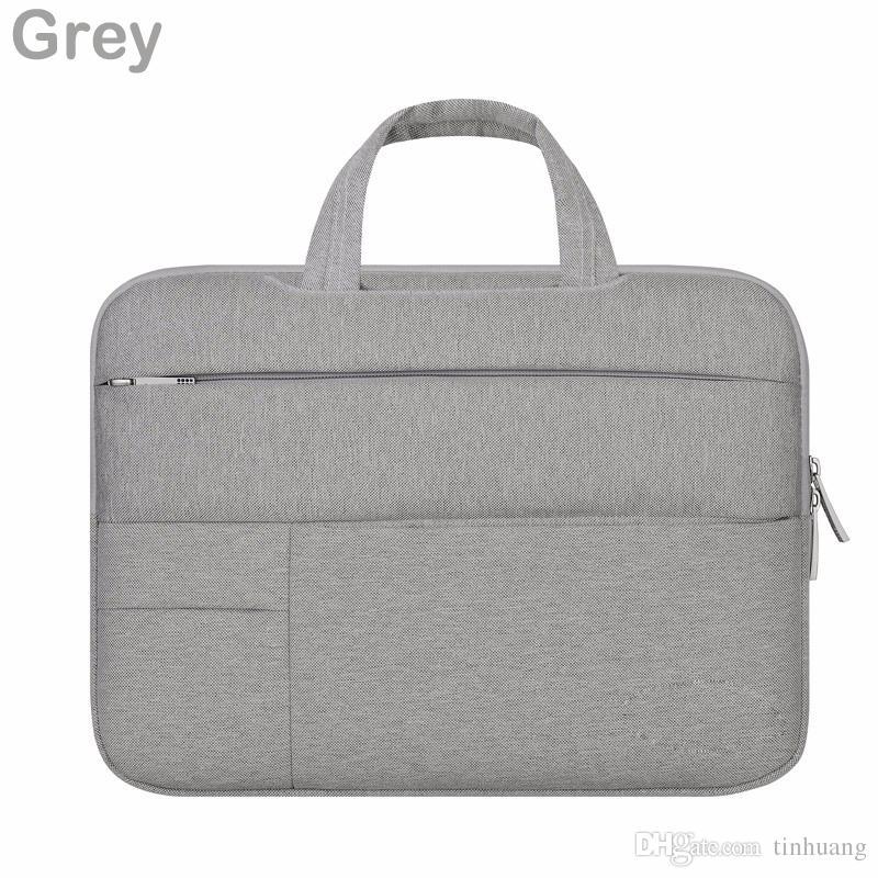 Men Women Portable Notebook Handbag Air Pro 11 12 13 14 15.6 Laptop Bag/Sleeve Case For Dell HP Macbook Xiaomi Surface pro 3 4