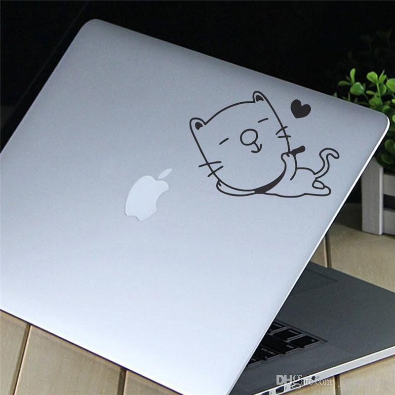 Cute Lazy Cat Switch Stickers Cartoon Wall Decoration Diy Vinyl Adesivo De Parede Home Decal Mual Art Poster