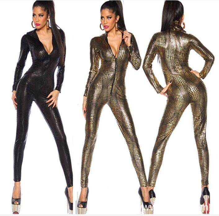 Sexy jump suit