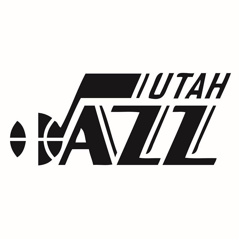 6aadf1b11d3 Utah Jazz Vinyl Decal Sticker For Car Or Truck Windows Laptops Car ...