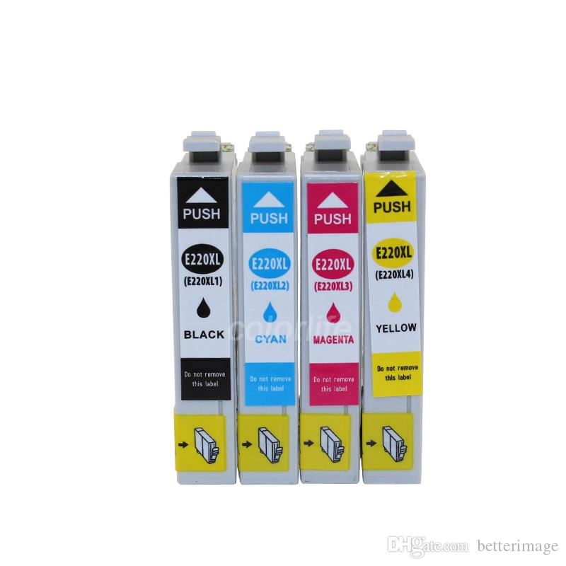 2020 8PK T220XL Compatible New Ink Cartridge For EP WF