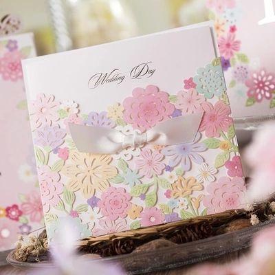 The only new singmei invitation korean wedding invitation see larger image stopboris Gallery