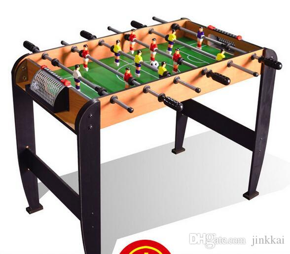 Best 6 Rod Foosball Table Soccer Table Of Indoor Sports Foosball Soccer  Sport Table Kids Home Toy Foosball Family Game Table Recreation Equipment  Under ...