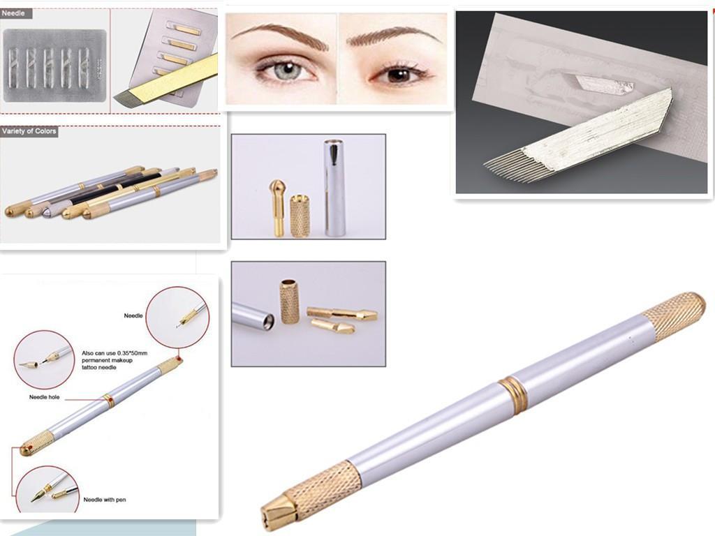 Permanent Makeup Manual Tattoo Pen For Permanent Makeup Eyebrow ...