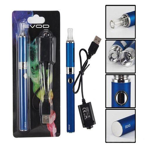 Fast Shipping Cheap EVOD MT3 Blister pack kit eGo starter kits single kits e cigs 650mAh 900mAh 1100mAh with usb charger blister pack