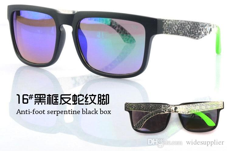 2015 New Style KEN BLOCK HELM Brand Cycling Sports Outdoor Men Women Optic Polarized Sunglasses DHL Quality