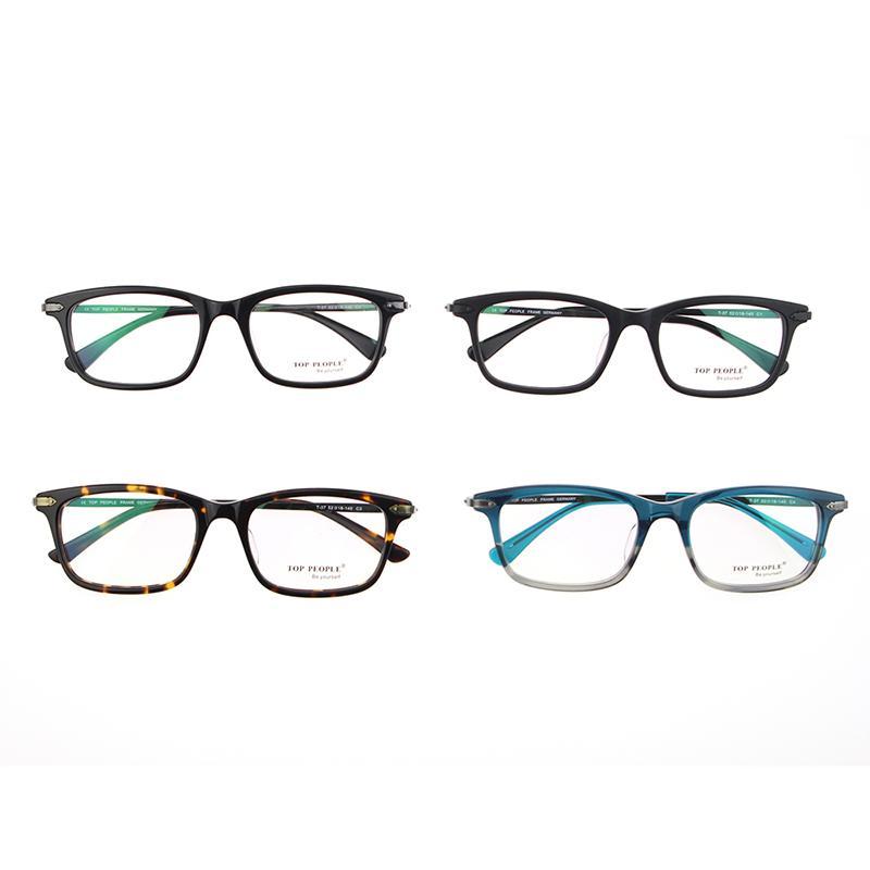 Großhandel Brand Designer Full Felge Acetat Brillen Optische Rahmen ...