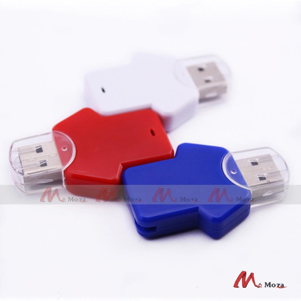 1 2 4 8 16 32 64 GB G Retail T-shirt USB Drive Memory Flash Pendrive Stick Plastic White/ Blue/ Red Colors