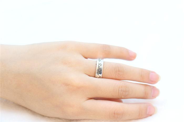 Silber Überzogene Cluster Ringe für Frauen Mode Cluster Ringe Nette Cluster Ringe Neue Ankunft für Sale5