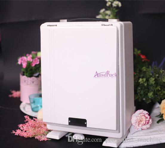 Sıcak satış Yüz Cilt Kapsam PORTABLE Analyzer boxtype Cilt Tanı Sistemi güzellik makinesi kişisel veya salon F102 kullanın