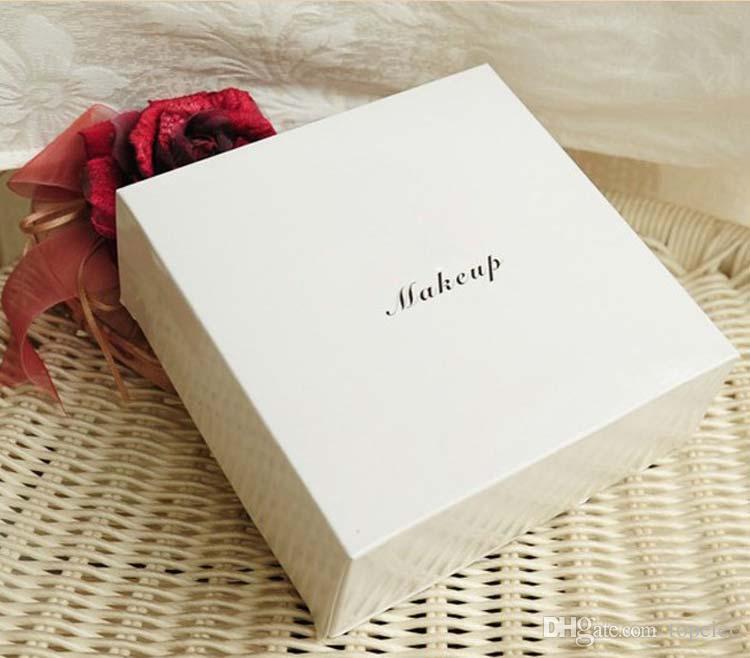 На складе Леди Марка макияж сумка популярные ПУ косметические случаи мода полноценный розовый очаровательные клатчи с коробкой подарок