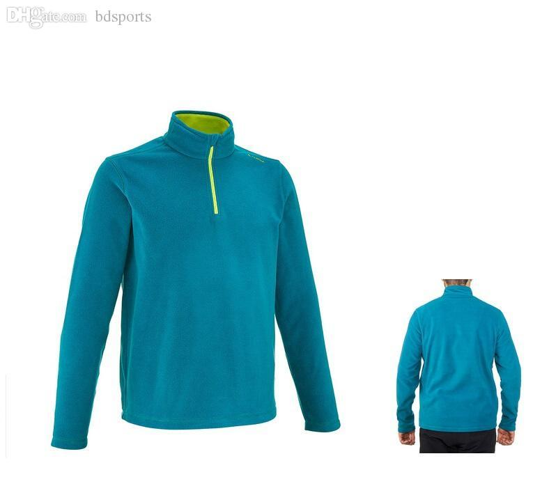 Online Cheap Wholesale Quechua Outdoors Hiking Fleece Jacket Men ...