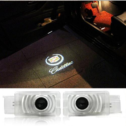 2018 Car Door Light Led Laser Ghost Shadow Light Logo Projector Welcome Light Emblem Badge For Cadillac Srx Sls Cts Escalade Bls Ats From Gao121yi ... & 2018 Car Door Light Led Laser Ghost Shadow Light Logo Projector ...