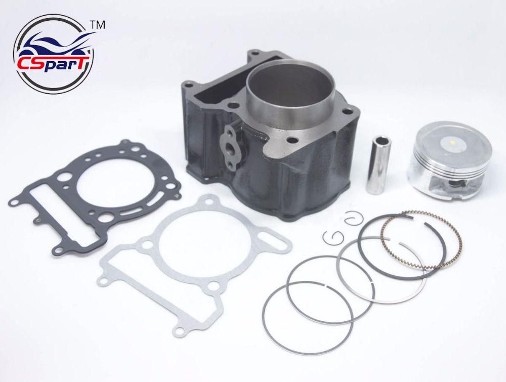 Wholesale- 70mm Cylinder Piston Ring Kit YP260 257 YP250 VOG 260CC Linhai  QianJiang Keeway ATV UTV BUYANG Scooter
