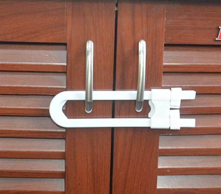kitchen cabinet locks baby child safety shaped walmart for adults