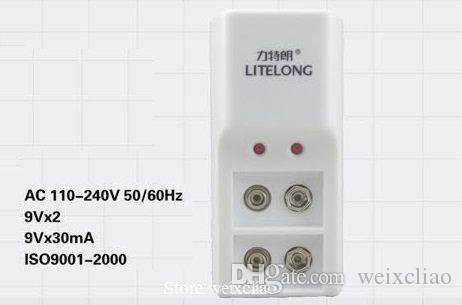 충전기 9V 충전식 배터리 충전기 무료 배송