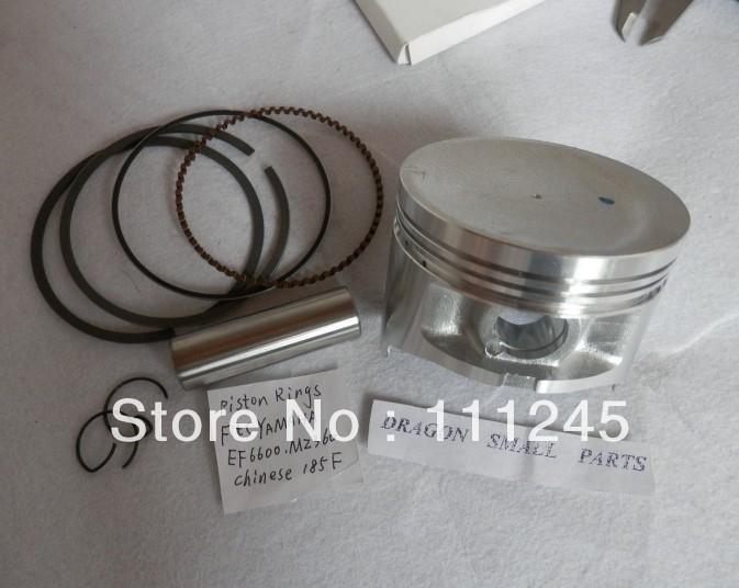 2018 Piston Kit 85mm For Yamaha Ef6600 Mz360 Gas Engine Free