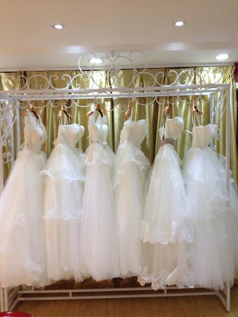 2015 New Wedding Store Dress Hangers High Grade Custom Made ...