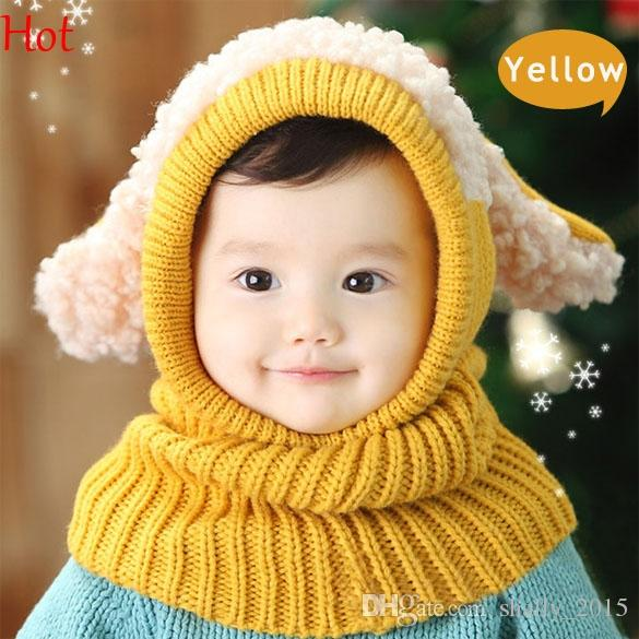 Cute Winter Hat for Girl