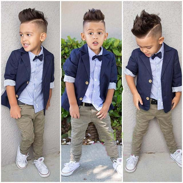 de1bb4376 Clothing Underwear Kids Clothes Retail Children Jacket Shirt Pants 3 Pcs.  Handsome Baby Boy Clothes Online with $144.6/Set on Crownbonanza's Store    DHgate. ...